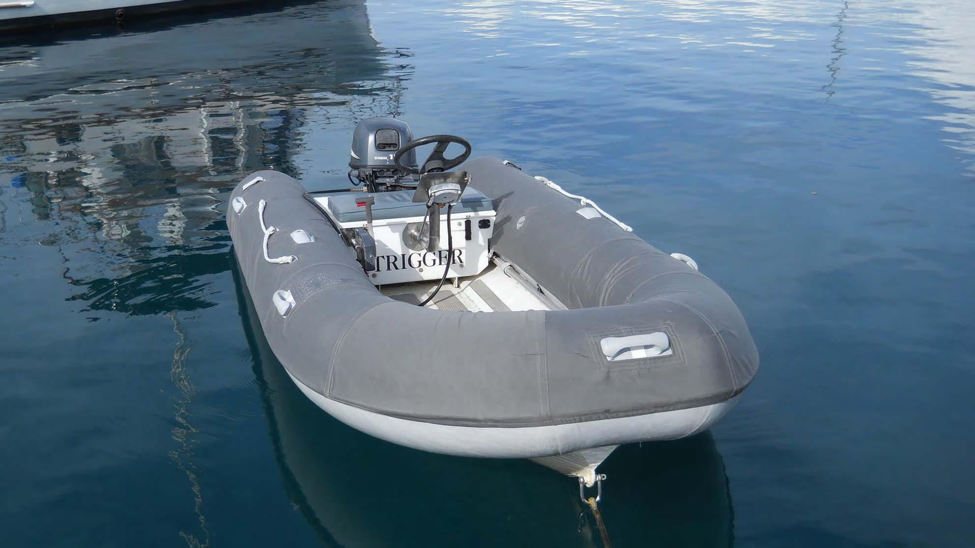 Repairing a PVC or Hypalon Dinghy | Do-It-Yourself Advice Blog