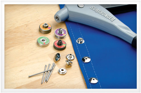 snap fasteners | Do-It-Yourself Advice Blog