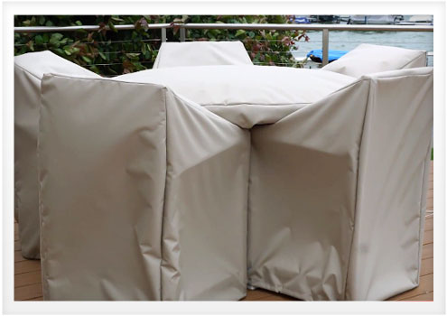 How to make patio furniture covers do it yourself advice blog porches and patios are becoming more like outdoor living spaces as designers introduce more comfortable and stylish options for furniture and accessories solutioingenieria Choice Image