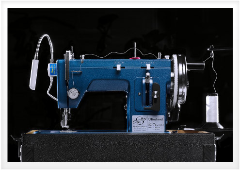 The History Of The Sailrite Ultrafeed Sewing Machines DoIt Custom Sailrite Sewing Machine For Sale