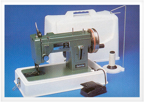 The History Of The Sailrite Ultrafeed Sewing Machines DoIt Classy Sailrite Sewing Machine For Sale