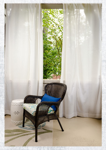 Diy Outdoor Curtains Do It Yourself Advice Blog