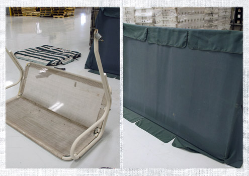 2014_May-Swing-Chair-2 & How to Make a Replacement Swing Canopy | Do-It-Yourself Advice Blog.