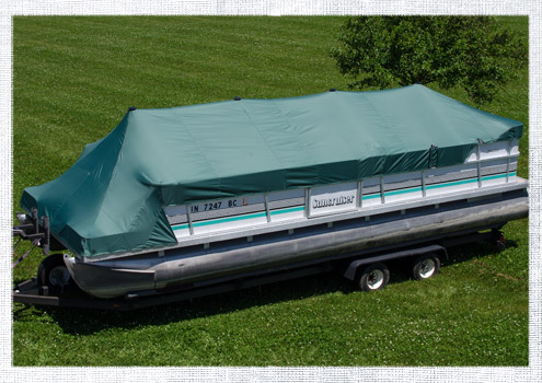 2014_September-Pontoon & How to Make a Pontoon Boat Cover | Do-It-Yourself Advice Blog.