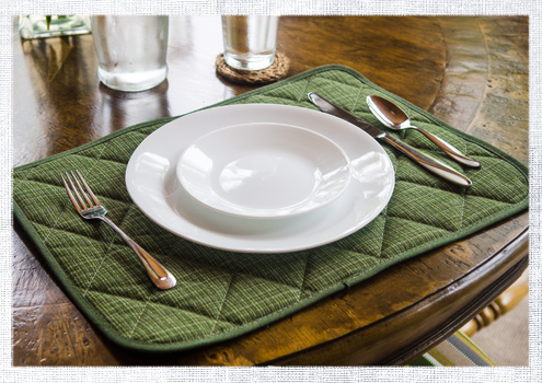 How To Make Quilted Placemats Do It Yourself Advice Blog