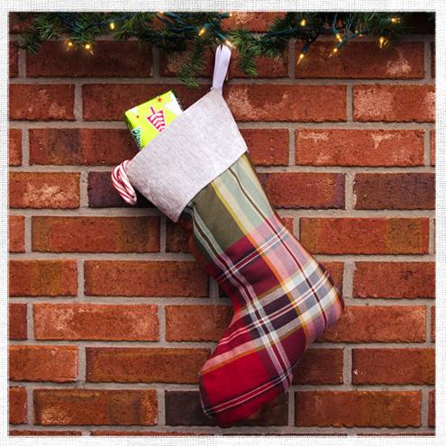 Christmas Stocking Template.Christmas Stocking Template Do It Yourself Advice Blog
