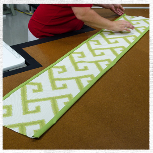 how to make a table runner do it yourself advice blog