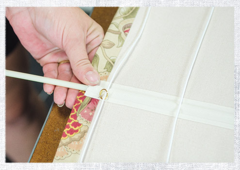 Written Instructions How To Make Roman Shades Do It