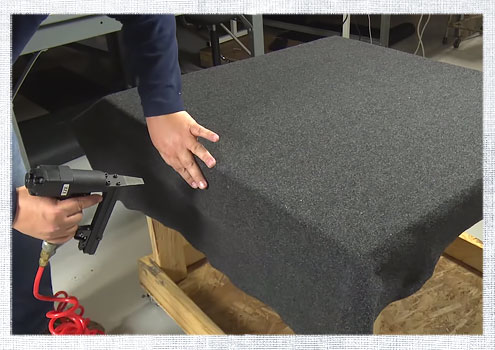 How to Make an Upholstery Work Table | Sailrite DIY Advice Blog