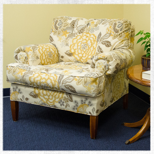 How to Make Armchair Cushions via Sailrite's DIY Advice Blog