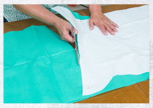How to Make a Fish-Shaped Laundry Bag