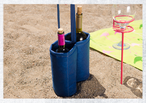 How to Make an Oly*Fun Wine Tote