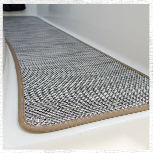 How To Replace Boat Carpet With Woven Flooring Do It