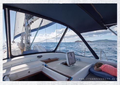DIY Aboard S/V Necesse