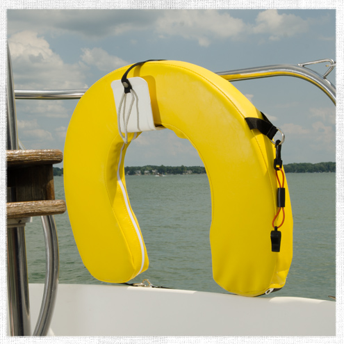 How to Recover a Horseshoe Buoy