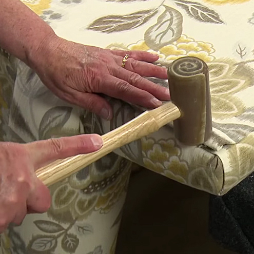 3 Types of Upholstery Tack Strips & How to Use Them