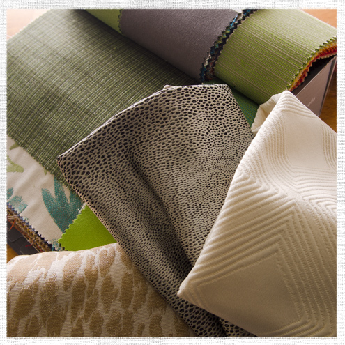 How to Choose an Upholstery Fabric