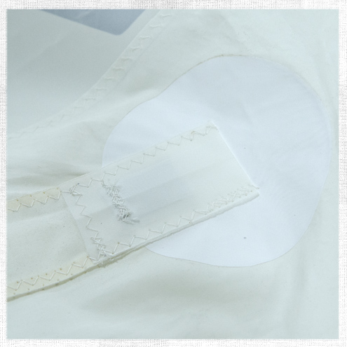 How to Repair Torn Batten Pockets