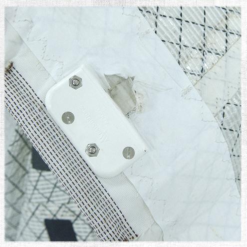 How to Repair Batten Pocket Rips
