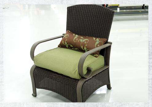 How to recover a bullnose patio cushion do it yourself advice blog how to recover a bullnose cushion solutioingenieria Images
