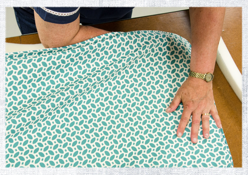 How to Make an Outdoor Bench Cushion with Boxing