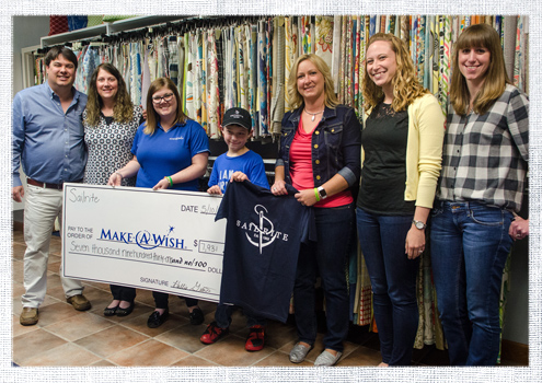 Sailrite Make-A-Wish Day 2016